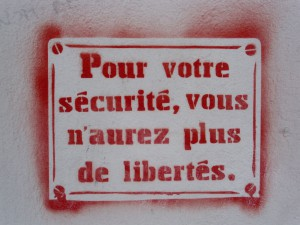 securitésansliberté
